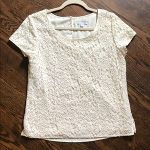 Gap Lace Blouse